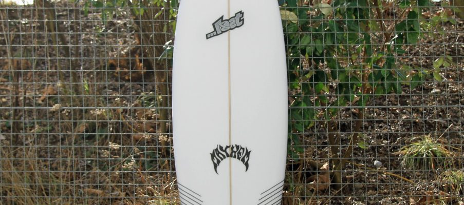 Lost Pool Surfboards für Citywave