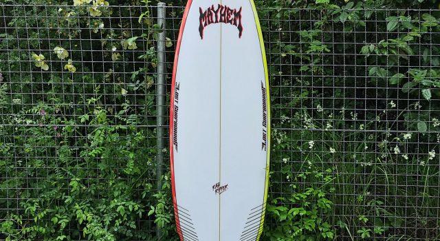Lost Rad Ripper Surfboard