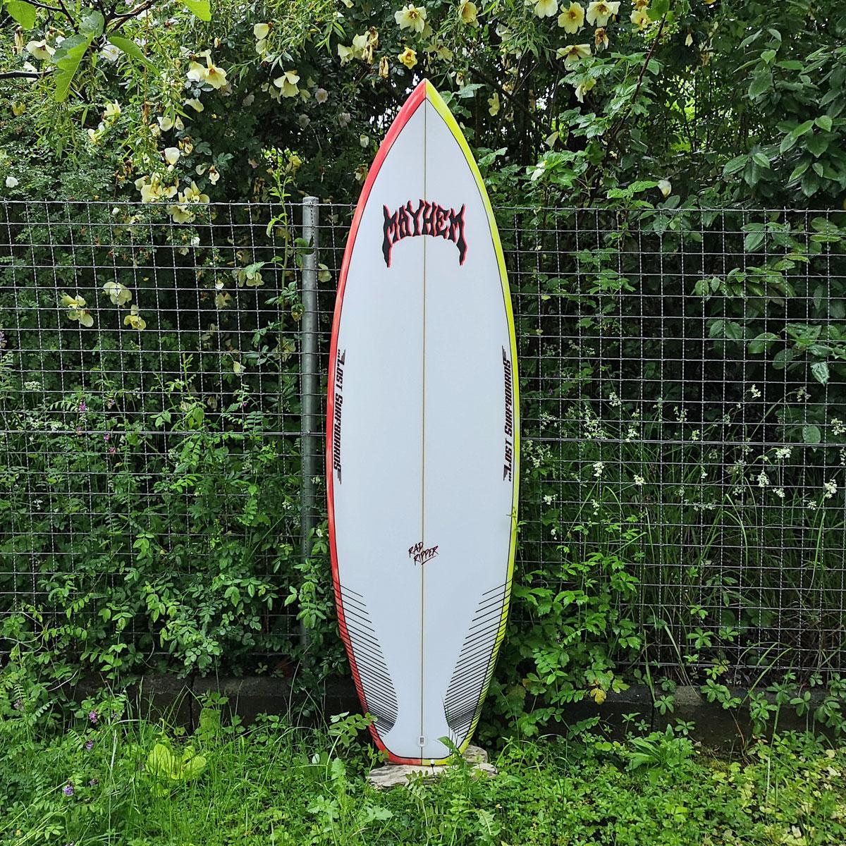 0f22dc39d0 Lost Rad Ripper Surfboard | Backdoor Surfshop Schweiz